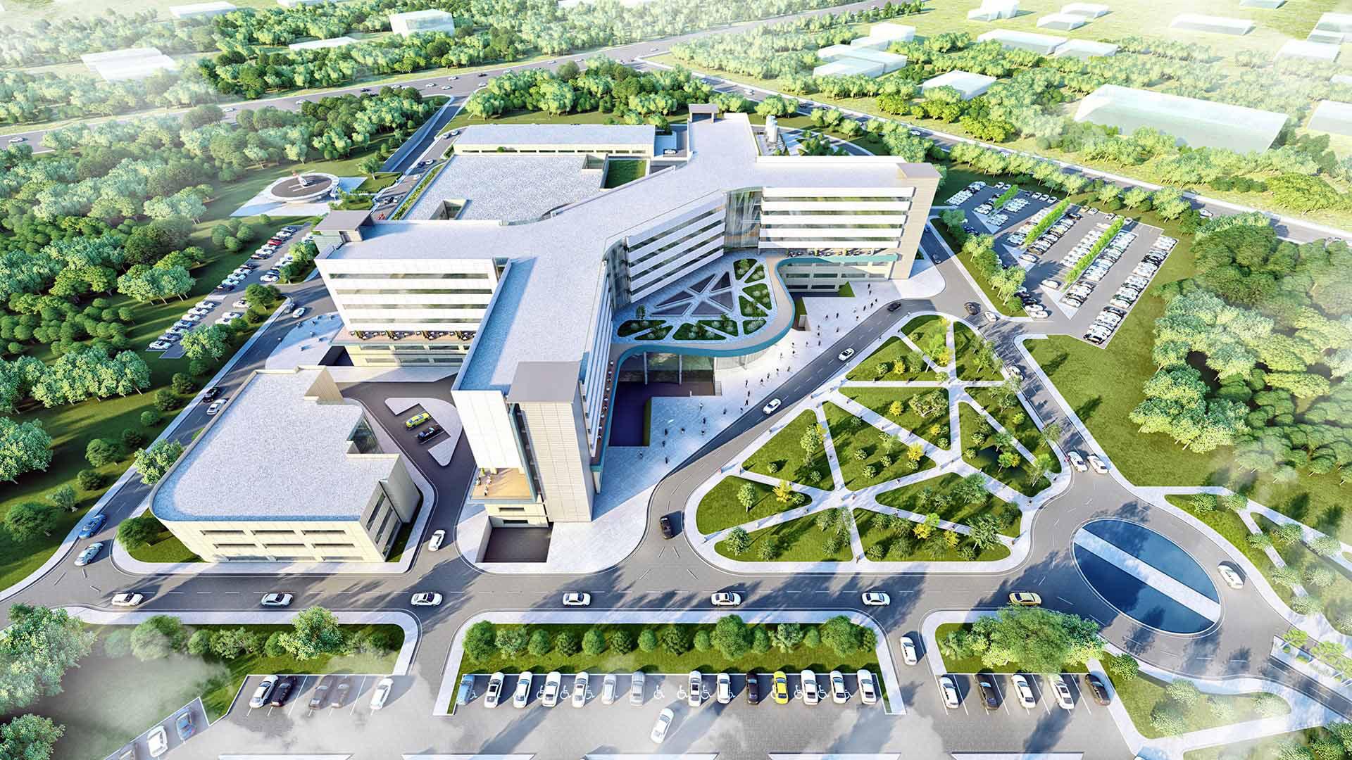 Türkistan Şehir Hastanesi